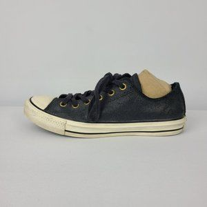Converse Black Runners Size 9